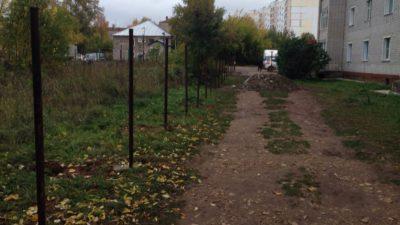 забор Кирова32