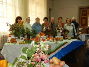 выставка урожая