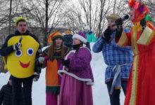 Проводы зимы в Нововятске