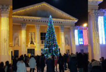 В Нововятске пройдет праздник открытия главной ёлки