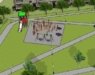В Нововятске начался сбор денежных средств для строительства детской площадки