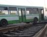 Нововятские автобусы будут бесплатно возить пассажиров из-за ремонта переезда