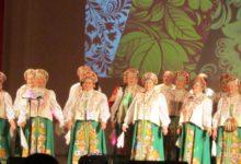 В ДК «Россия» пройдет отчетный концерт хора ветеранов «Раздолье»